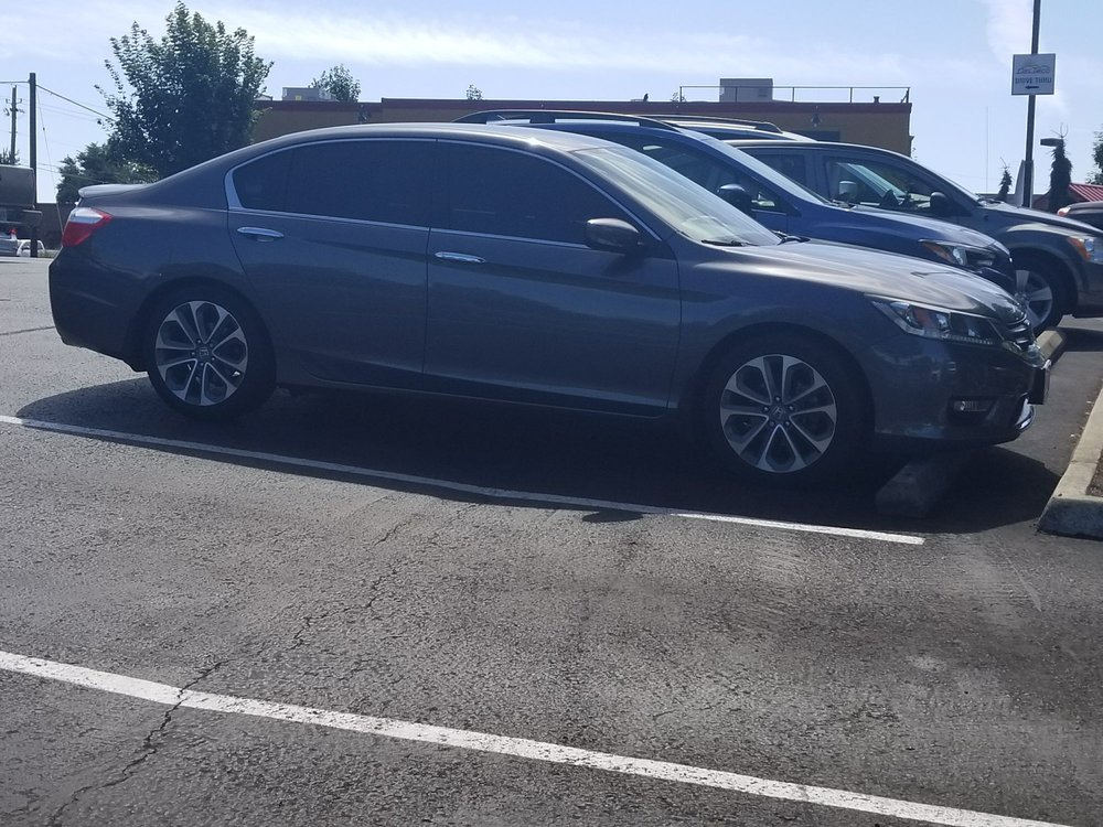 Dick Hannah Honda Vancouver Wa >> Love My Car Thank You For Taking Good Care Of Me Dick