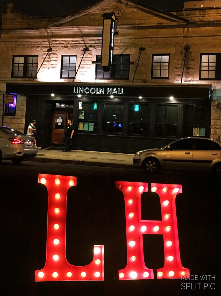 Lincoln Hall: 2424 N Lincoln Ave, Chicago, IL