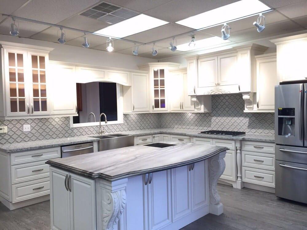 Antique White Kitchen Cabinet Yelp
