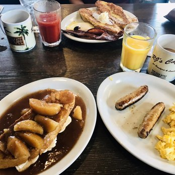 RJ's Cafe - (New) 338 Photos & 589 Reviews - Breakfast