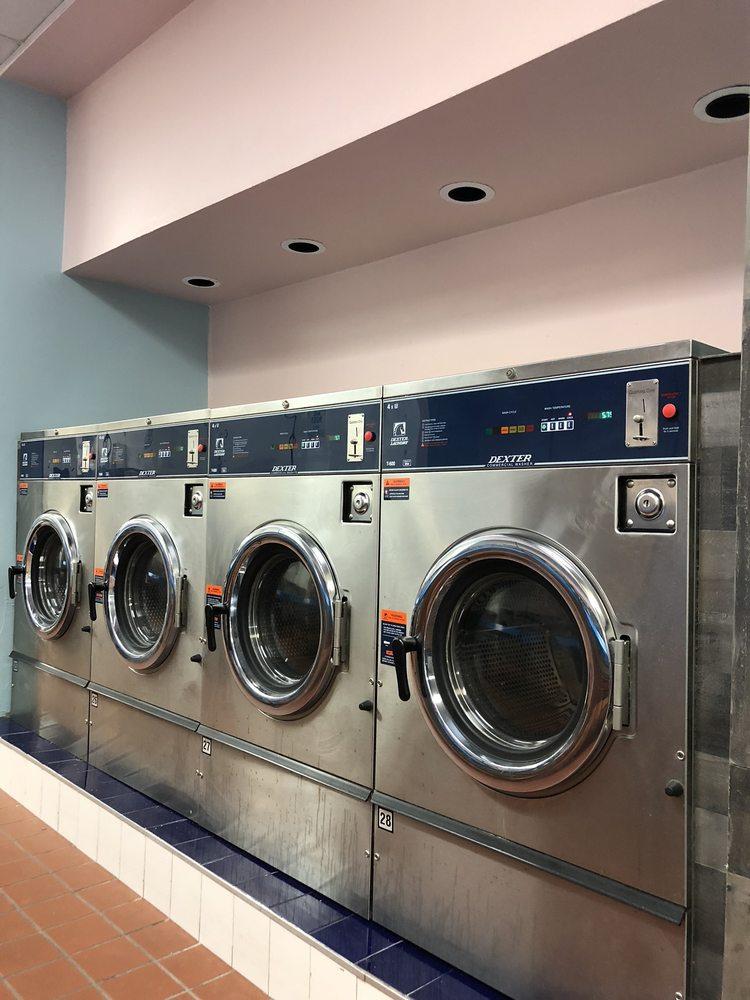 Wash & Fold Coin Laundry