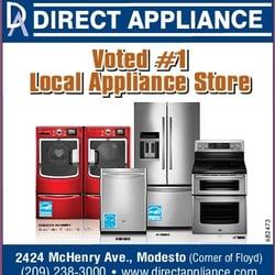 direct appliance outlet 10 reviews appliances 701 k st modesto ca phone number yelp. Black Bedroom Furniture Sets. Home Design Ideas