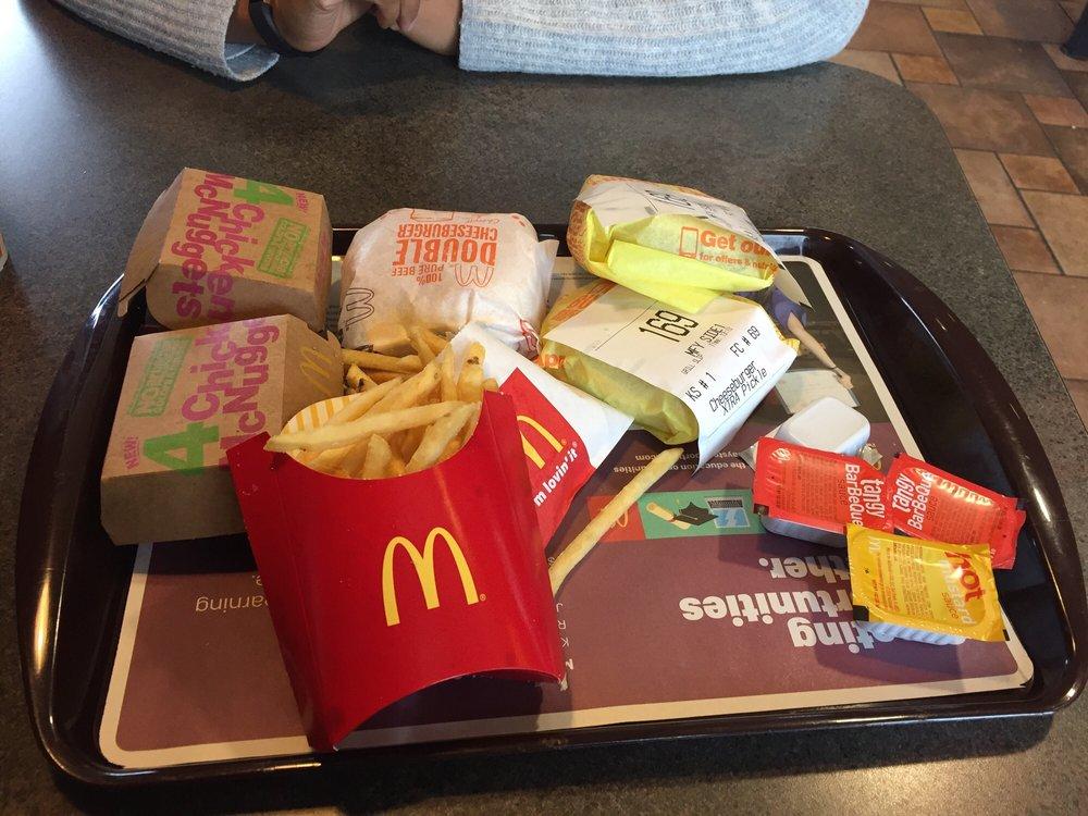 McDonald's: 5820 Nittany Valley Dr, Lamar, PA