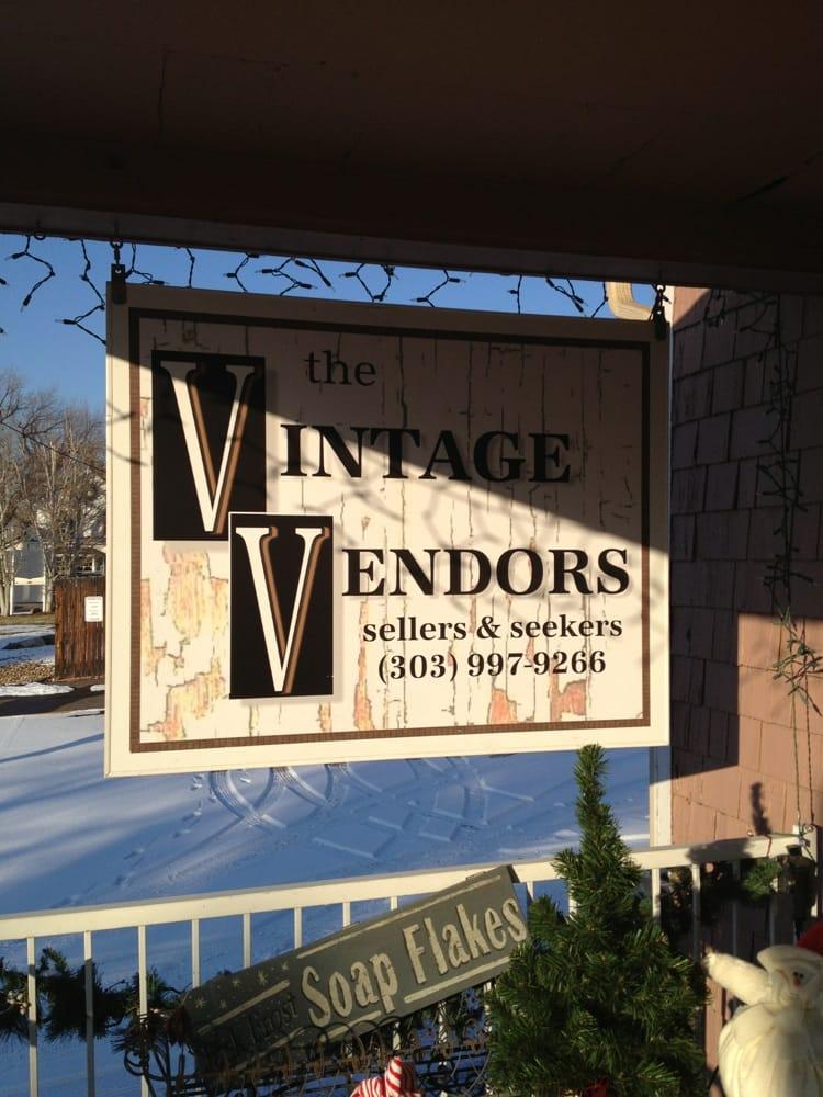 The Vintage Vendors: 5750-5788 South Rapp St, Littleton, CO