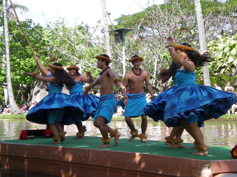 Social Spots from Polynesian Cultural Center