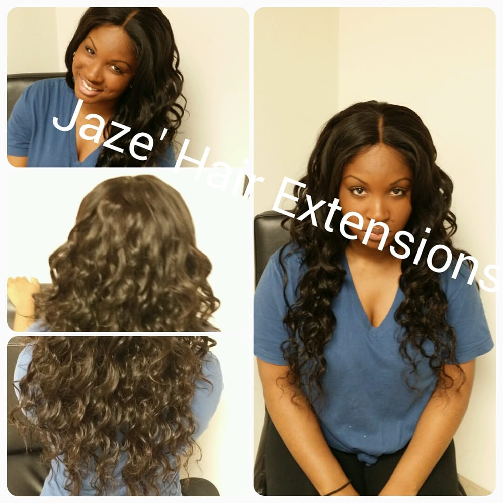 Full Sew In With Lace Closure Yelp