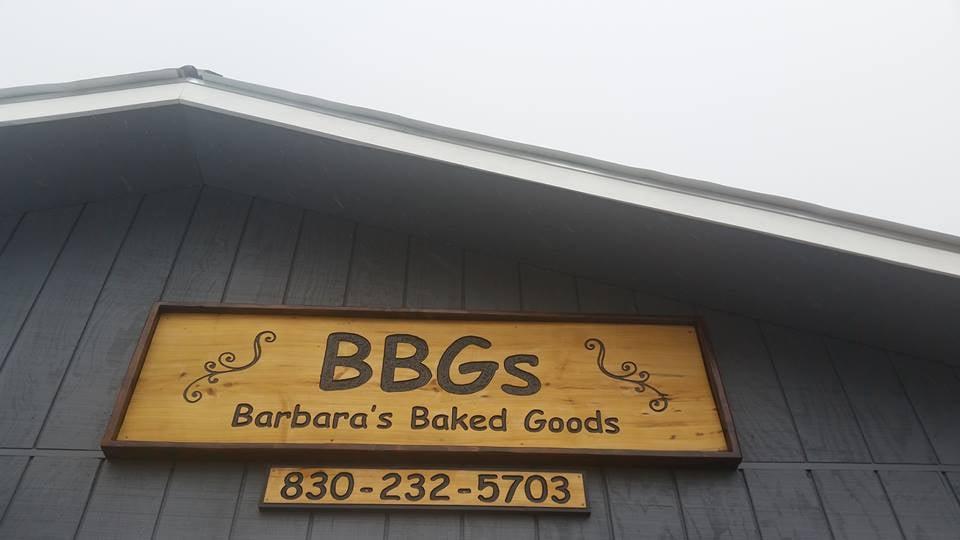 BBG's Bakery: 279 Mountain St, Leakey, TX