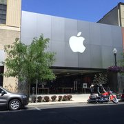 apple store spokane