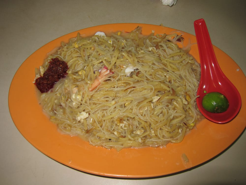 Eng Ho Fried Hokkien Mee Singapore