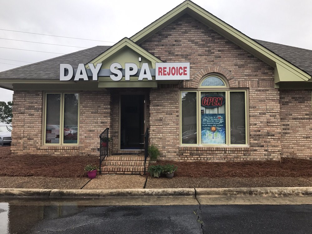 Day Spa Rejoice Columbus Ga