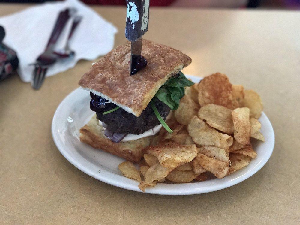 Uptown Shabby Shack Eatery & Catering: 1 E Alger, Sheridan, WY