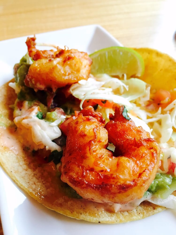 Shrimp taco yelp for Flying fish bar and grill