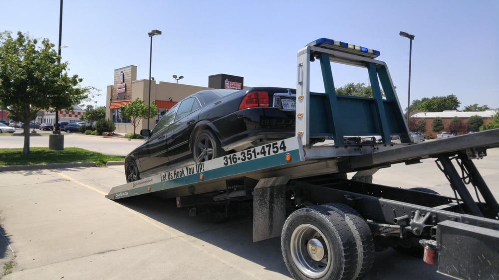 Millers Towing And Recovery L.l.c.: 817 W 1st St N, Wichita, KS