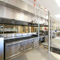 National restaurant equipment supply cuisine salle for Equipement salle restaurant