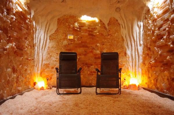 Photos For The Salt Cave Yelp