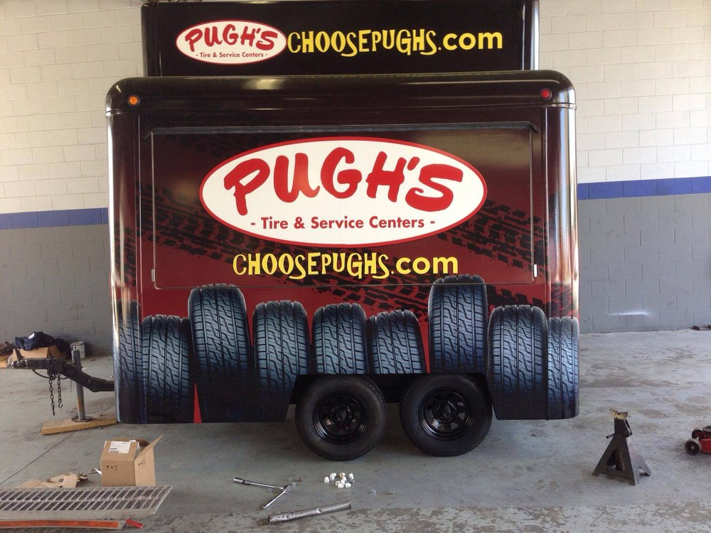 Pugh's Tire & Service Centers: 1259 Brentway Ave, Williamston, NC