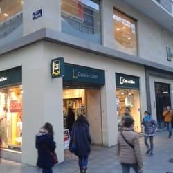 Casa del libro book shops calle de fuencarral 119 - Casashops madrid ...