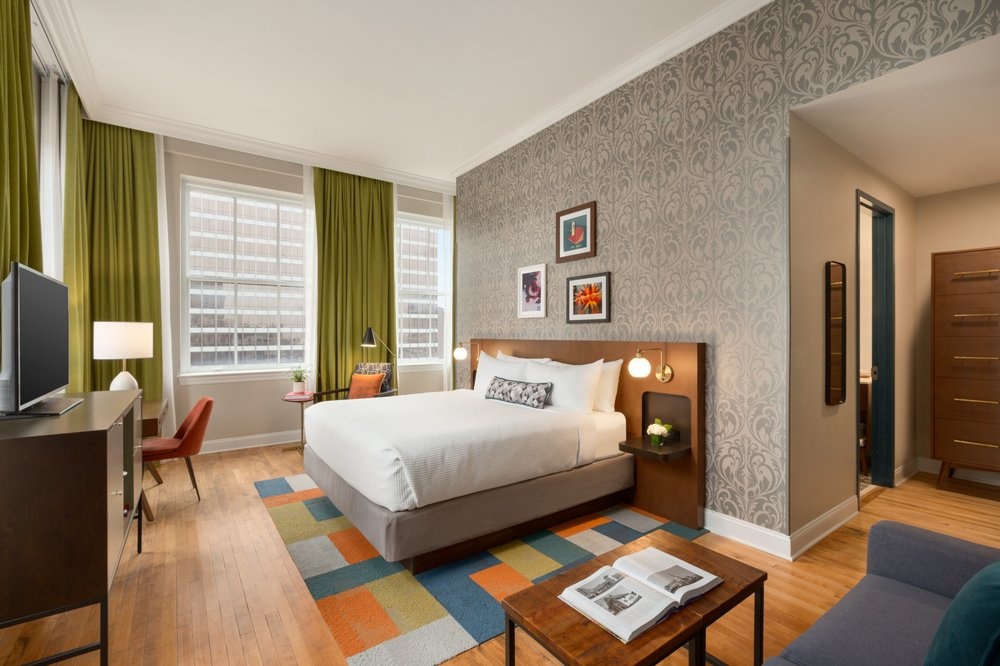 Hotel Indigo Winston-Salem Downtown: 104 W 4th St, Winston Salem, NC