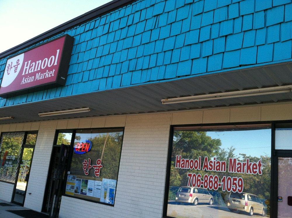 Hanool Asian Market: 104 S Belair Rd, Martinez, GA