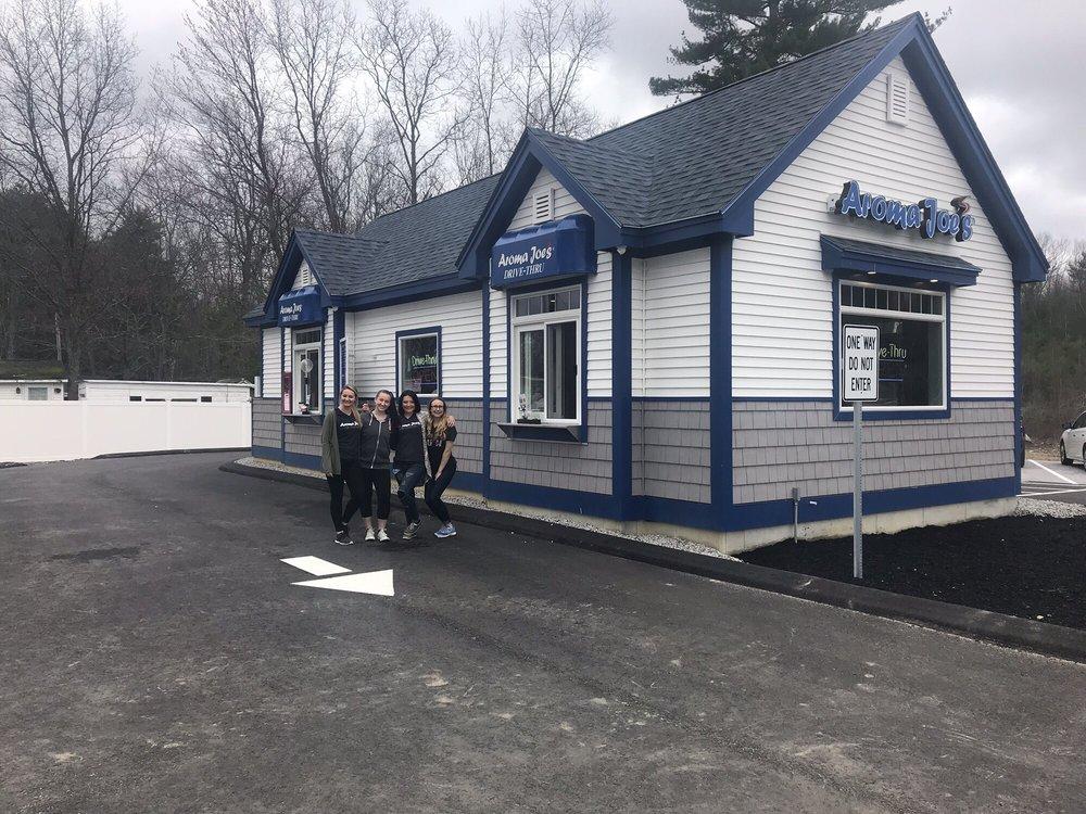 Aroma Joe's: 430 Route 11, Farmington, NH
