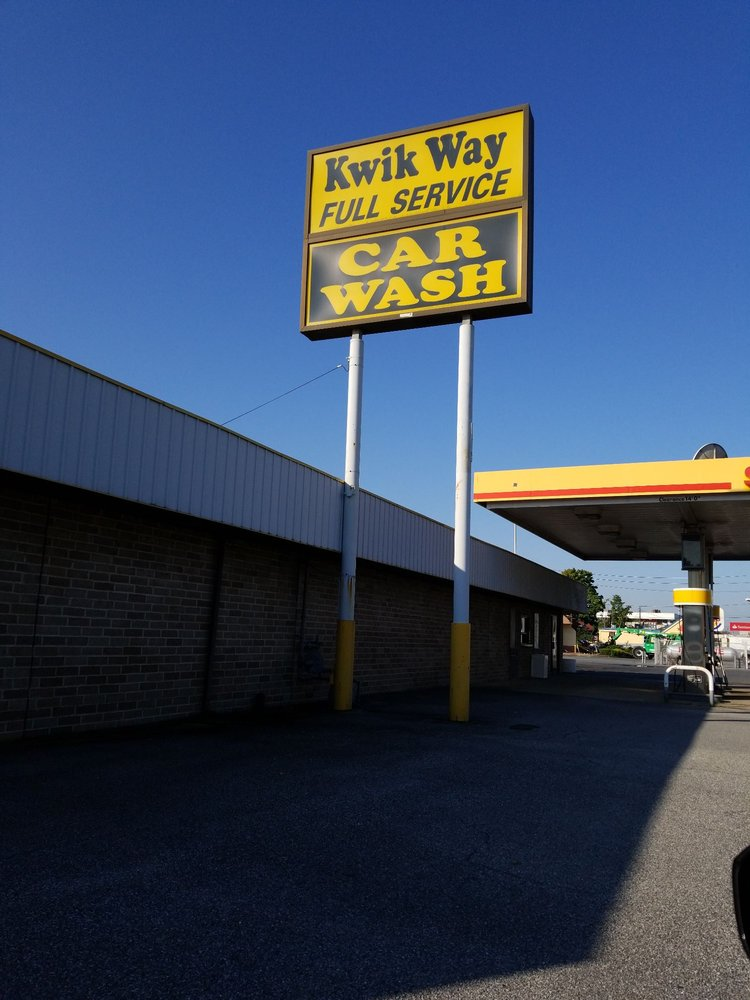 Quick Clean & Careful Car Wash: 2133 W Union Blvd, Bethlehem, PA