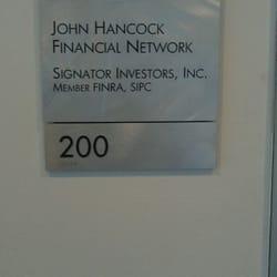 John Hancock Life Insurance Company Life Insurance 1900 S