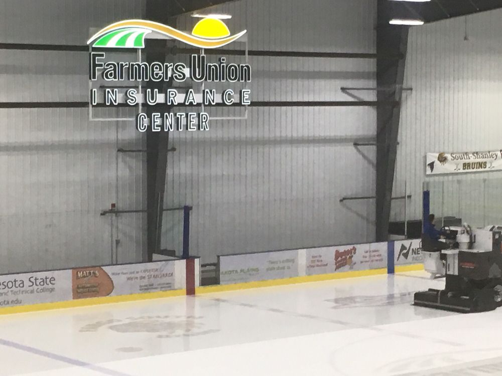 Farmers Union Insurance Arena: 5225 31st Ave S, Fargo, ND
