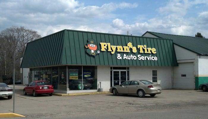 Flynn's Tire & Auto Service: 155 Butler Rd, Kittanning, PA