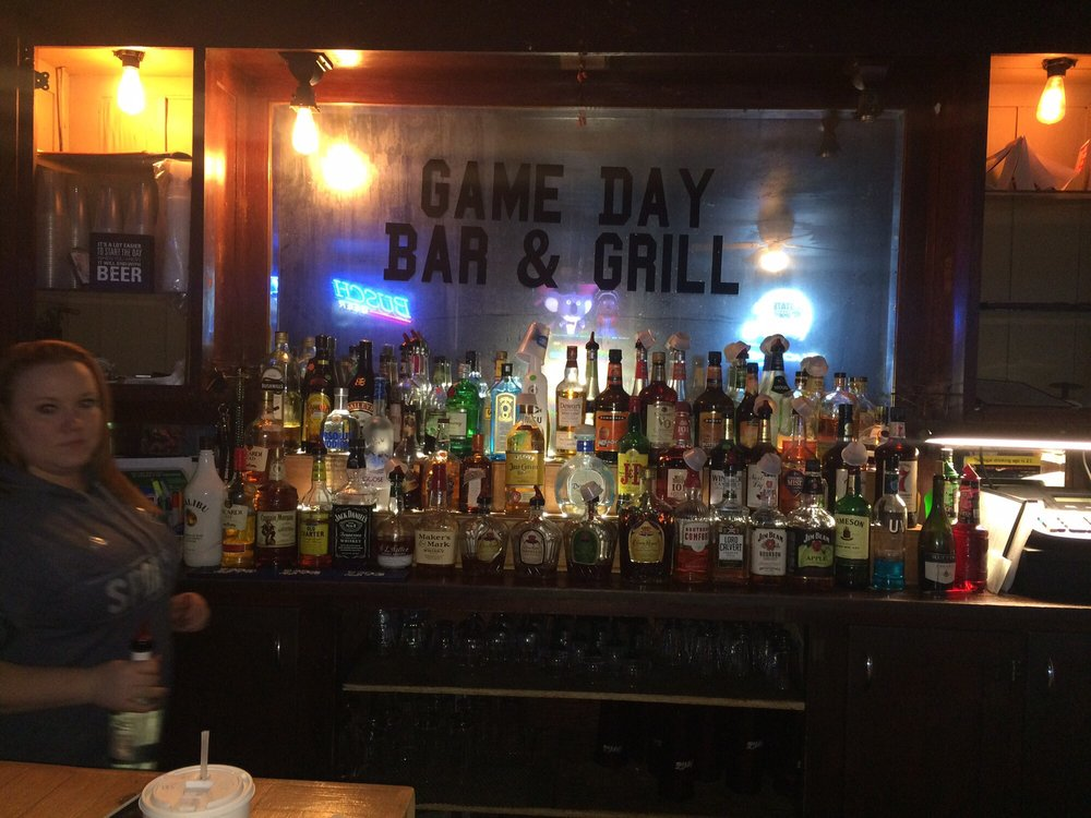 Game Day Bar & Grill: 111 E Main St, Meriden, KS