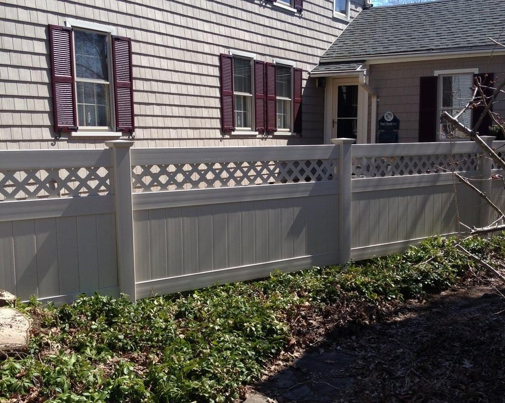 Charlestown Fence: 64 High St, Ashaway, RI