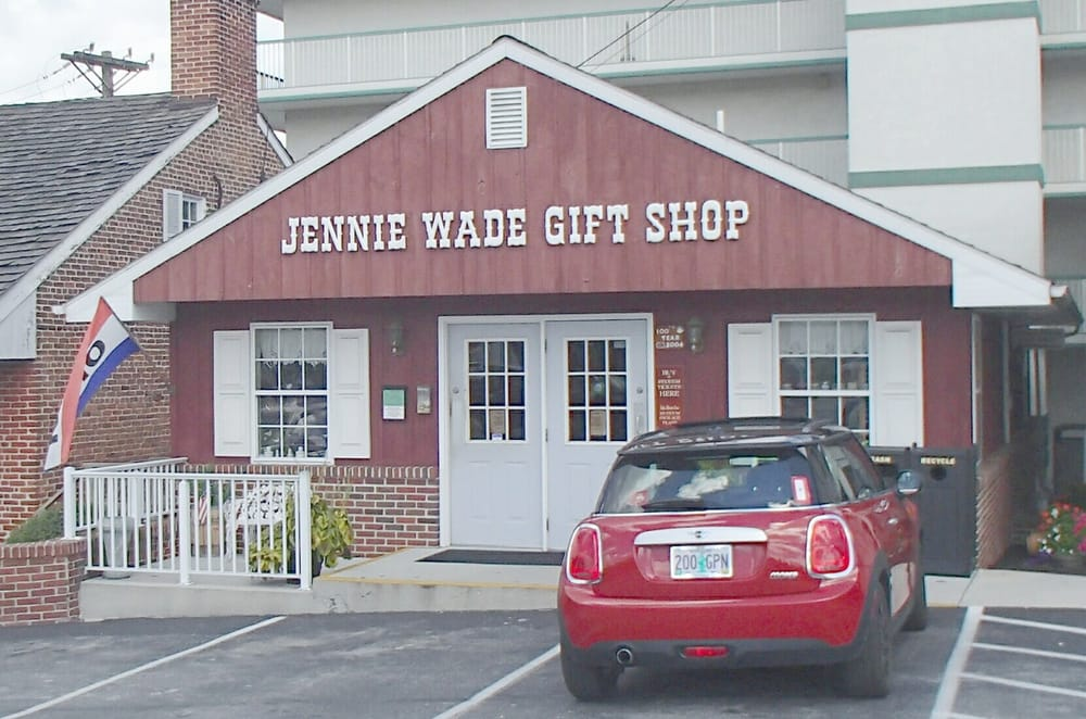 Jennie wade gift shop geschenkartikel 548 baltimore st for Geschenkartikel shop