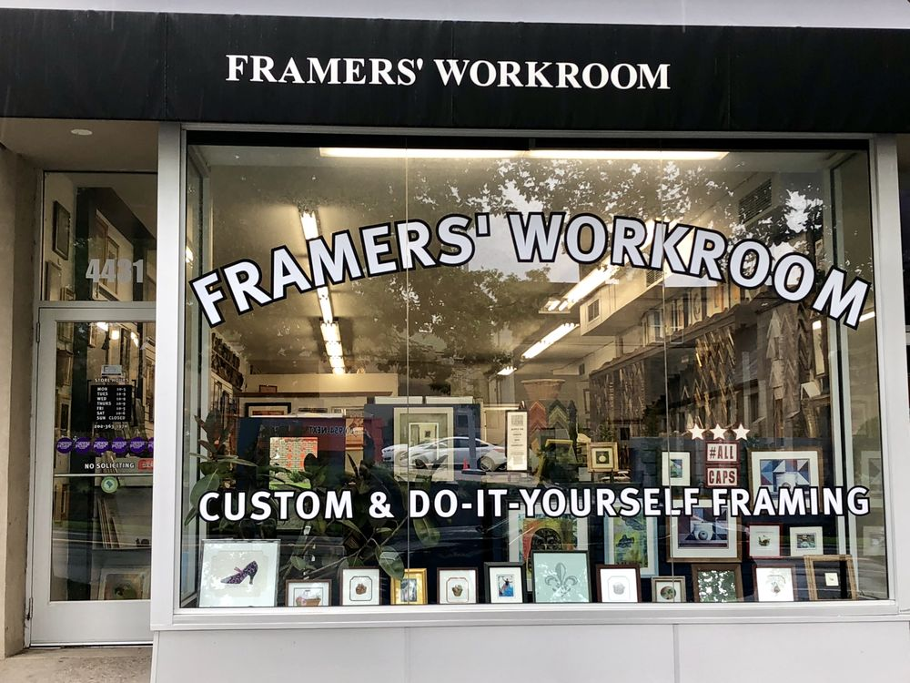 Washington Framers' Workroom
