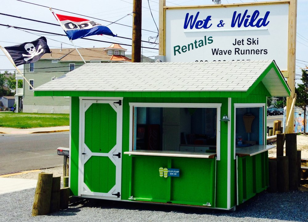 Wet N Wild Waverunner Rentals: 244 Bay Ave, Ocean City, NJ
