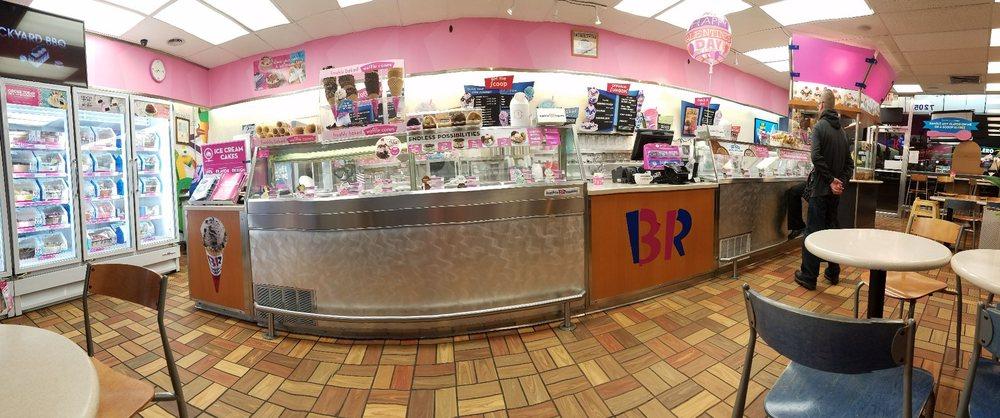Baskin Robbins: 7205 Allen Rd, Allen Park, MI