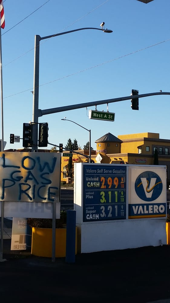 Find A Gas Station Near Me >> Valero Gas Station - Gas Stations - 20450 Hesperian Blvd ...