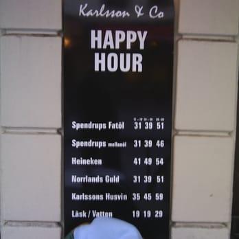 happy hour stockholm