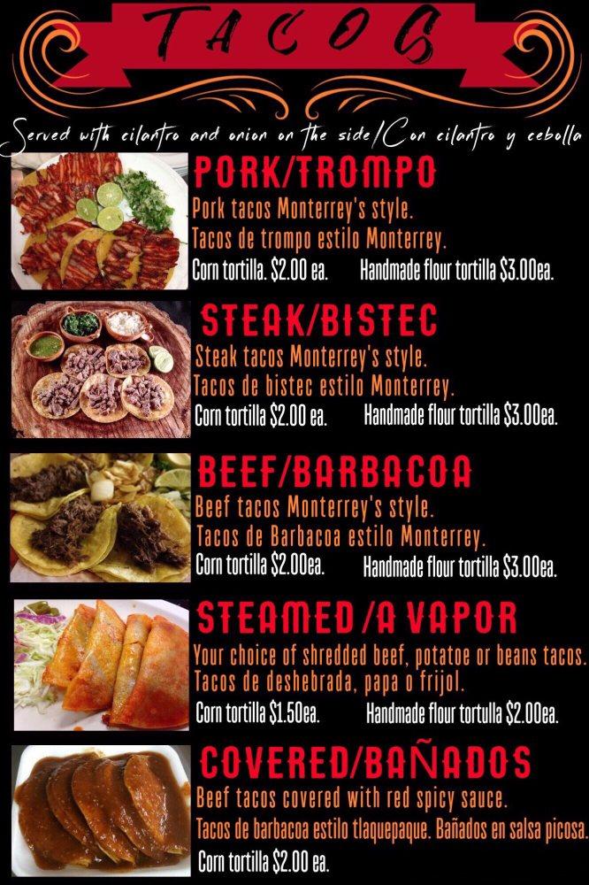 Restaurant Mr Moly Mexican Food: 510 FM 718, Newark, TX