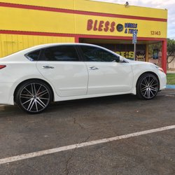 Tire Shops Open On Sunday >> Bless Tires & Wheels - 88 Photos & 51 Reviews - Tires ...
