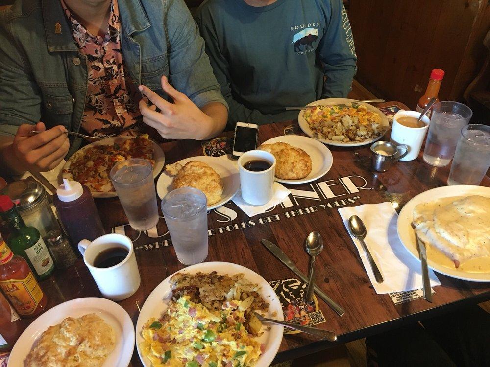 Dot's Diner On the Hill: 1333 Broadway St, Boulder, CO