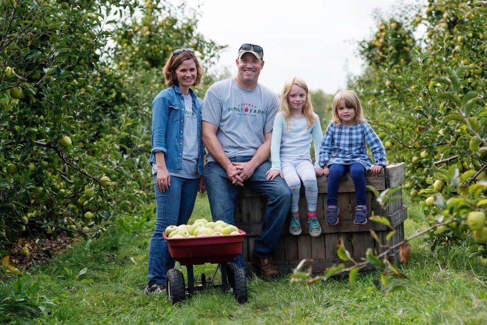 Clarkes family Farm: 2086 Rte 44/55, Modena, NY
