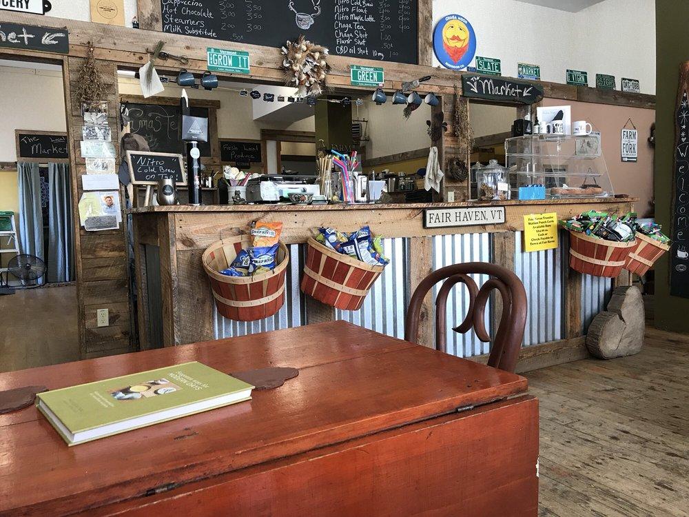 Kinder Way Cafe: 87 Main St, Fair Haven, VT