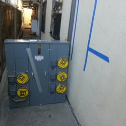 Photo Of Tri Electric Oakland Ca United States Before Installation