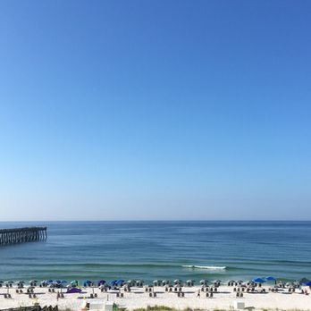 Photo Of Navarre Beach Fl United States From Our Balcony