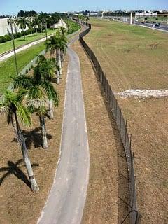 Kitty Roedel Bike Path: 8722 NW 12th St Miami, Miami, FL