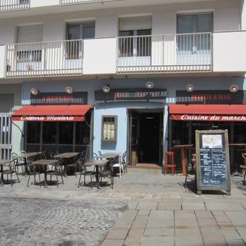 Restaurant L Abri Du Marche  Place Des Lices Rennes
