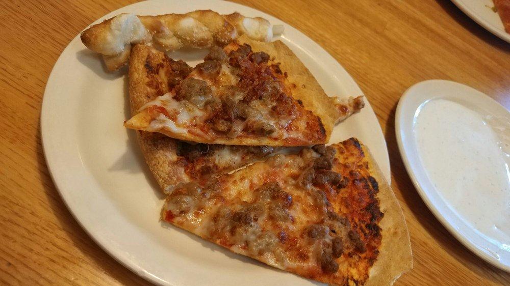 Pizza Heaven: 1001 E Main St, Eastland, TX