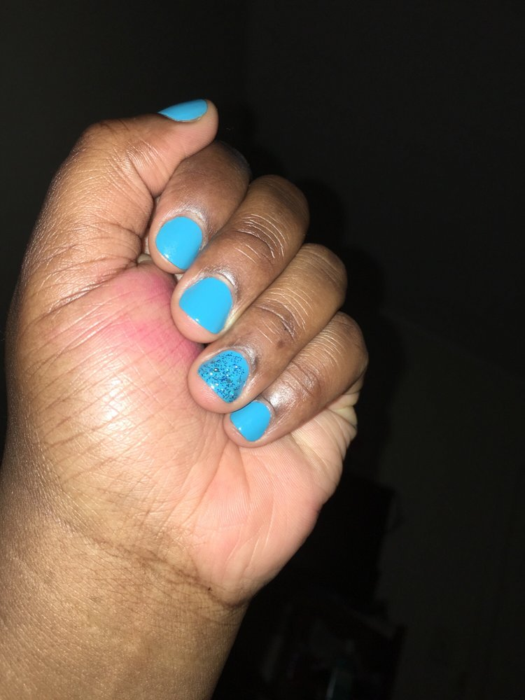 Photo Of Lucky Nails Springfield Ma United States They Did Such A
