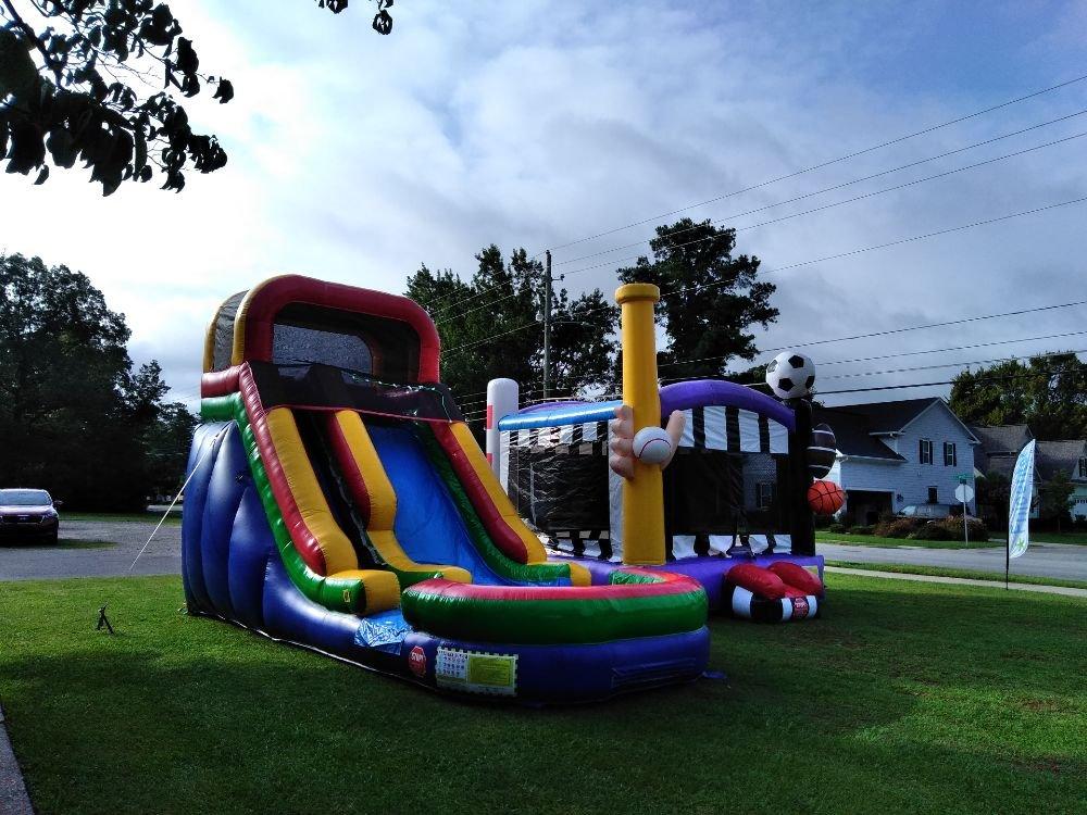 Bouncin Time party rentals: 294 Magnolia Church Rd, Stedman, NC
