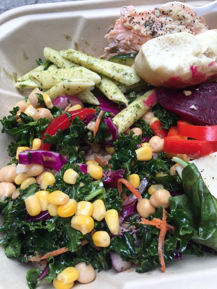 Kale Salad Chicago Restaurant
