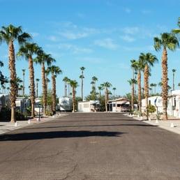 Mesa Verde Rv Resort Rv Parks 3649 S 4th Ave Yuma Az